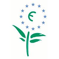 Maling med EU-blomsten